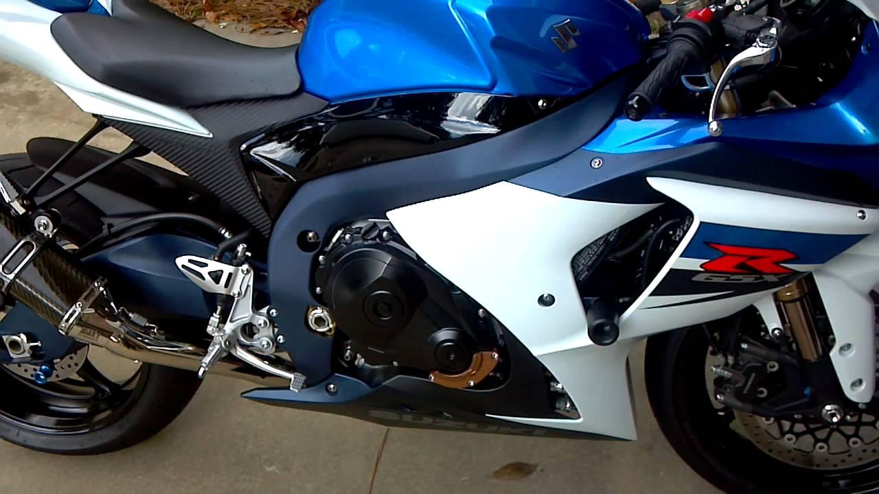 Suzuki Gsxr White