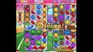Candy Crush Saga - Level 1440 (3 star, No boosters)