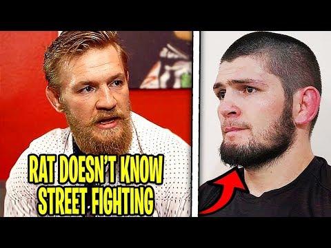 Conor McGregor DISRESPECTS Khabib, McGregor Reacts To UFC 248, Dana White