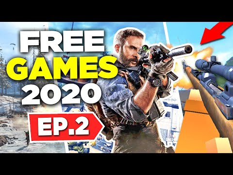 The Free Games Of 2020 (episode 2) - Free Call Of Duty, Valorant And MORE!