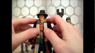 Doctor Who Action Figure Reviews Episode XIV: Pyramids of Mars Special PART ONE