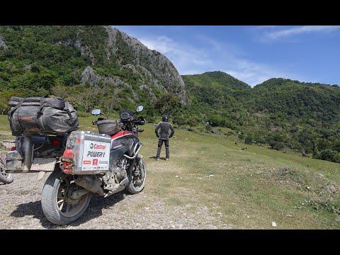 Wheel Story season 4 : East Timor Adventure / Castrol Power 1 / Honda CB500X