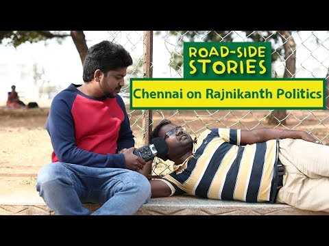 Chennai on Rajinikanth Politics | Put Chutney