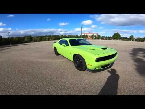 Dodge Challenger 1320 Scat Pack Review   1/4 Mile Times   Legmaker Intake & Some Porting