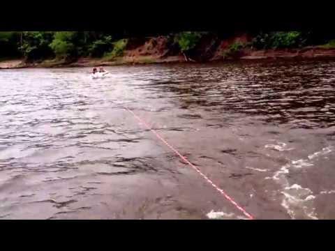Tubing on ouachita river memorial weekend!