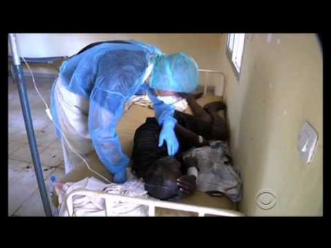 Ebola Doctors Need to Travel to West Africa