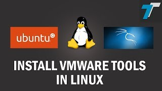 How to install VMware Tools in Linux (Kali linux, Ubuntu, Mint), | 2017