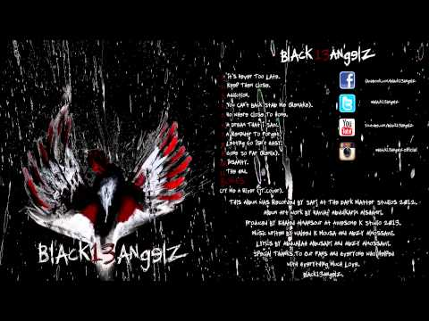 Black13angelz - You Cant Backstab Me