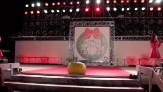 2013年12月22日、第27回高松冬のまつりのイベントにて。
