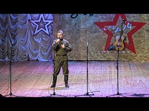 Песни о войне - Штрафной батальон (поет Андрей Кравченко)