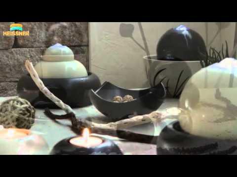 Die neuen Zimmerbrunnen von Heissner 2011/2012 - YouTube