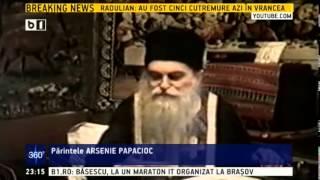 părintele Arsenie Papacioc şi părintele Sofian Boghiu