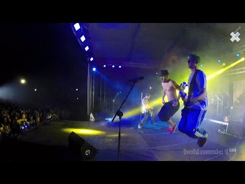 Give it Away - Cover by RITAM SEX-I-JA (Red Hot Chili Peppers Tribute) Live @ PLUS FESTIVAL