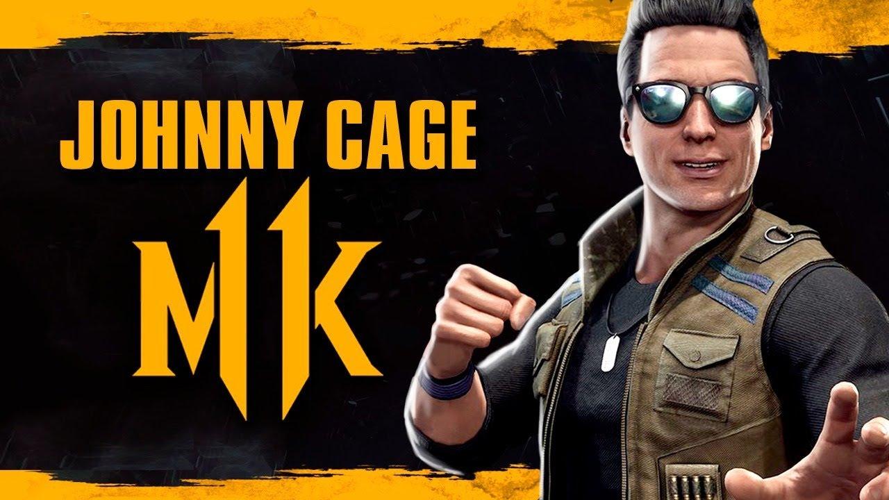Johnny Cage REVELAÇÃO Oficial E O