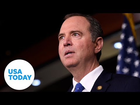 Rep. Adam Schiff gives statement after impeachment report released (LIVE) | USA TODAY