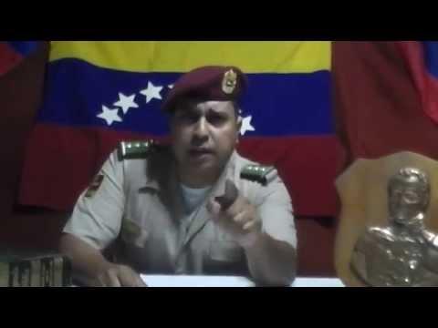 Mensaje de un Capitán activo de la GNB al país! 28/4/2014