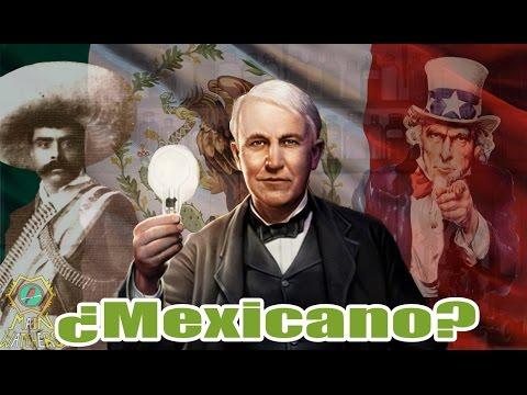 Tomás Alva Edison era mexicano?