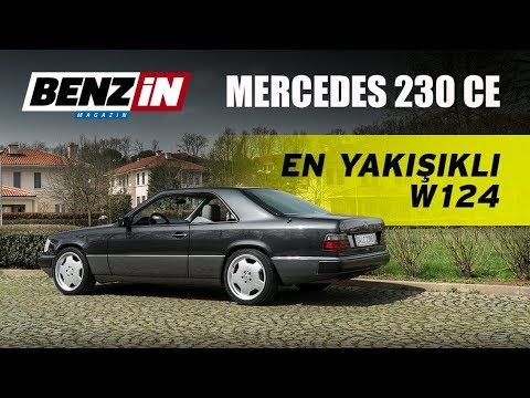 mercedes benz 230 ce c124 w124 bir tur versene youtube. Black Bedroom Furniture Sets. Home Design Ideas