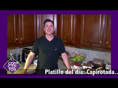 Receta De Capirotada Sonorense Al Estilo De Miguel Del Castillo