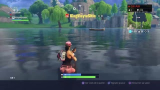 FORTNITE LIVE SAUVER THE WORLD TERRAIN OF GAME PS4 FR/FAIT TA PUB CHAINE/