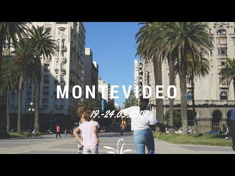 Trip to MONTEVIDEO I Exchangeyear Uruguay 2017/18