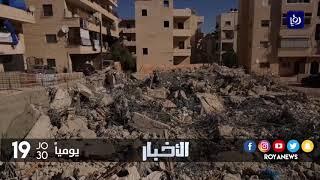 قوات الاحتلال تهدم عدة منازل في العيساوية بالقدس المحتلة - (16-11-2017)