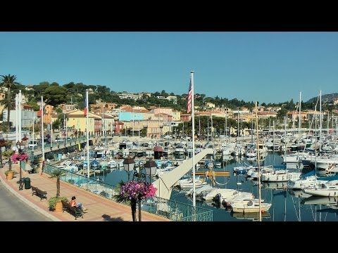 Saint-Jean-Cap-Ferrat and Cap Ferrat, French Riviera, France