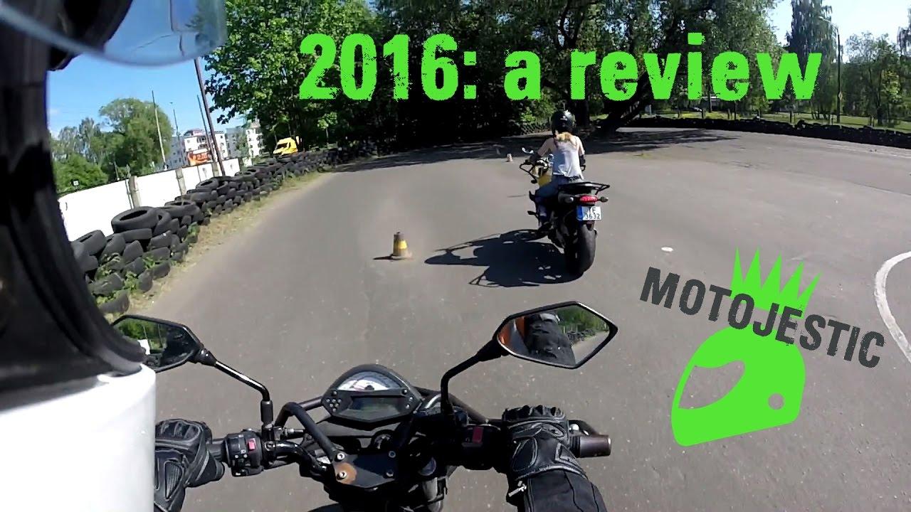 Year 2016 Review On Kawasaki Er 6n Youtube