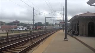 Amtrak in Westerly, RI 7/14/15