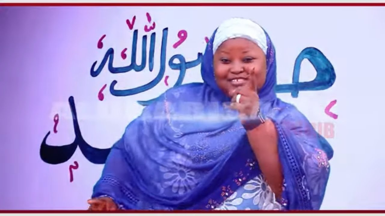Download Anobi Ni Asiwaju Aiye | Aminat Ajao Obirere and ISBON eulogize Prophet Muhammed (S.A.W) | Must Watch