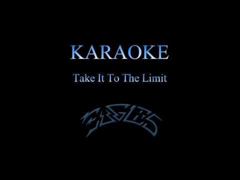 Take It To The Limit + KARAOKE / HD