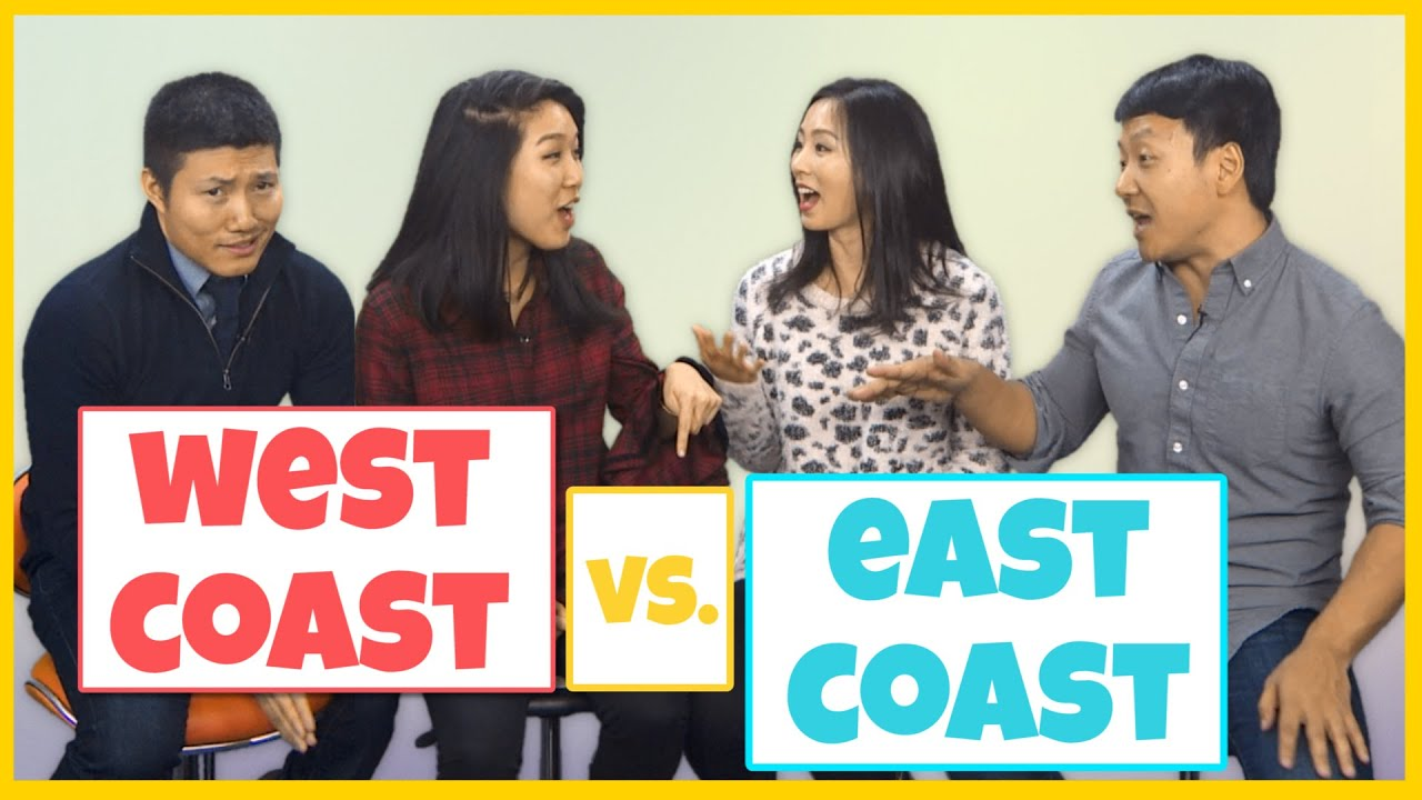 east coast vs west coast essay I live in the west coast so going to the east for me was like stepping into another dimension both are so drastically different i could hardly believe i was in the same country.