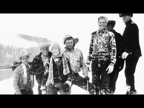 75 Years of Teton Skiing Heritage - Main Street, Wyoming