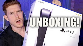 PS5 Unboxing and Review (Video Game Video Review)