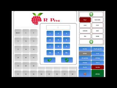 Máy tính tiền R POS - Hướng dẫn thao tác TRẢ HÀNG cho mô hình Nhà hàng - Cafe