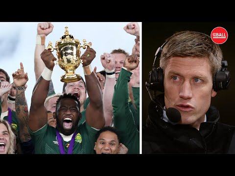 LIVE | Ronan O'Gara In Studio | Rugby World Cup Review | How South Africa Dominated England