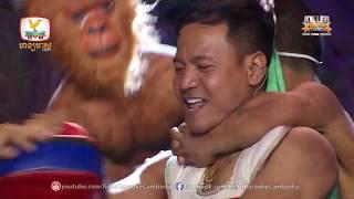 Killer Karaoke Cambodia Season 4 Week 14 | អ៊ុង សីម៉ា - កំពូលអ្នកប្រយុទ្ធ