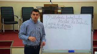 5.Cum să studiem Biblia - Metode de studiere a Bibliei partea 1 - Andrei Orășanu