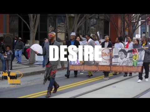 Bayard Rustin / Audre Lorde Breakfast MLK March 2015