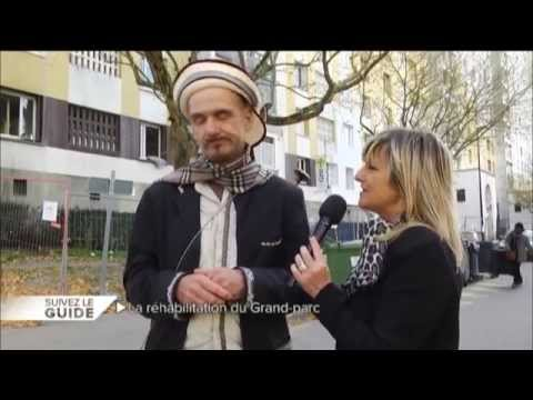 """Emission """"Suivez le Guide"""" - TV7 Bordeaux : le Grand Parc et le Projet GHI"""