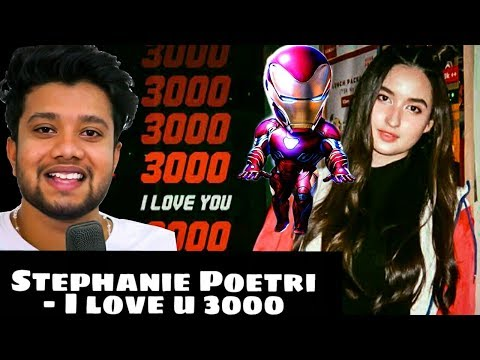 Singer reacts to Stephanie Poetri - I love you 3000 & all her video's and falls in love