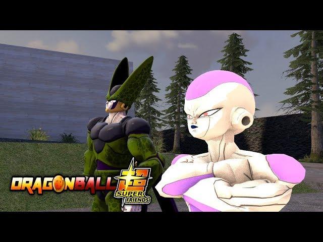 Random Book 7 - Dragonball Super Friends Episode 5: A Friend