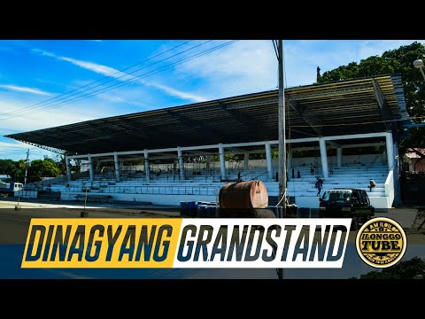 ILOILO CITY: NEWEST Iloilo Freedom Grandstand   51st Iloilo Dinagyang 2019   Judging Area #1