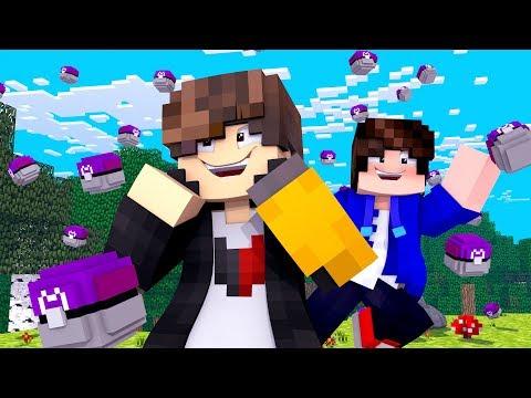Minecraft: MUNDO L POKEMON - MASTER BALL...