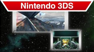 Nintendo 3DS - Star Fox 64 3D Trailer