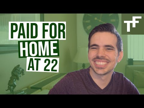 How I bought my first home debt free at 22
