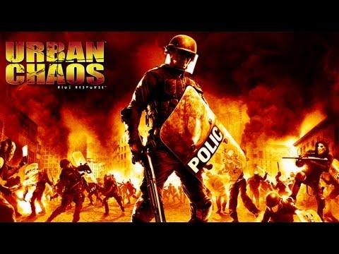 CGRundertow URBAN CHAOS: RIOT RESPONSE for PlayStation 2