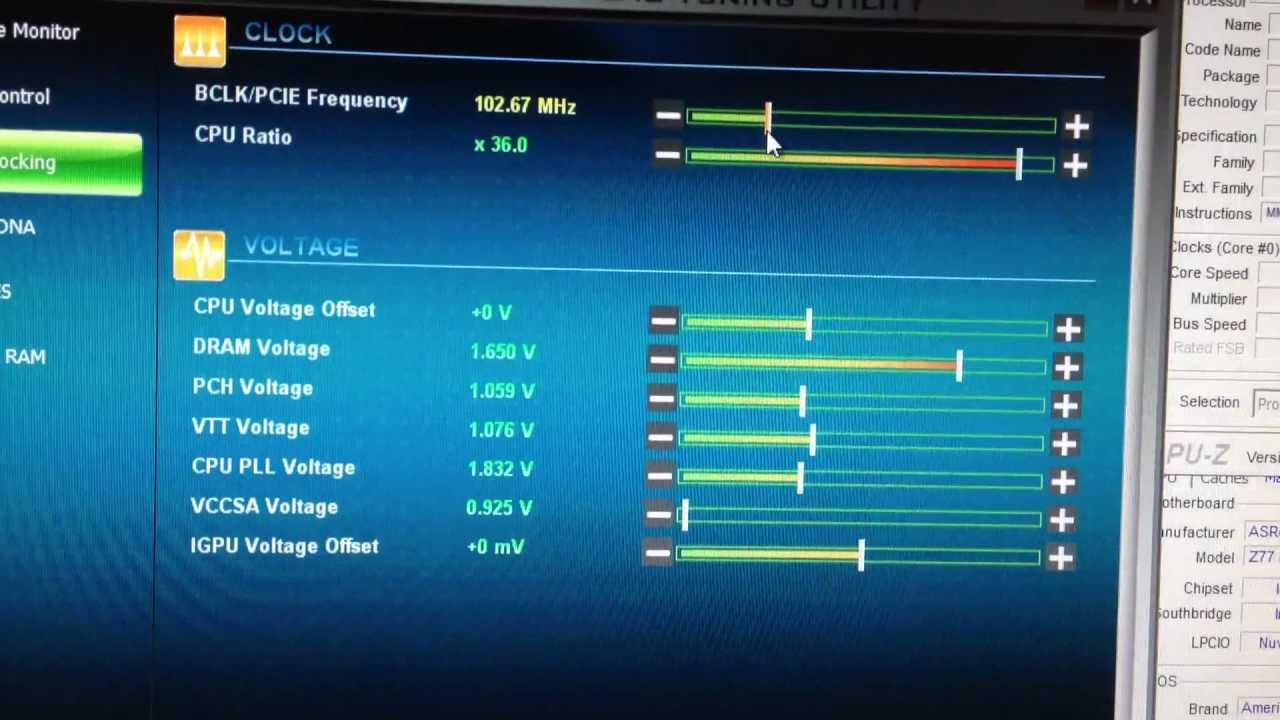 Driver for ASRock Extreme Tuner