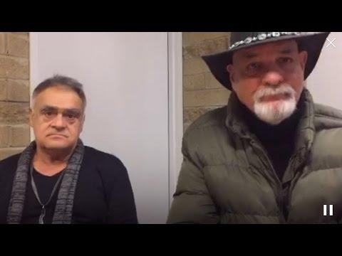 Talking #JustJustice with Paul Collis and Wayne Applebee