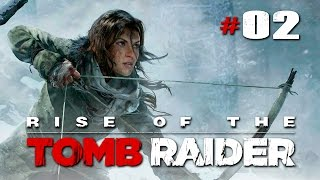 Rise of the Tomb Raider Audio Latino Regreso a Siberia Parte 2